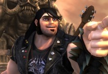 Brutal Legend Cutscene Lighting